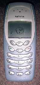 Joe's old Nokia...an excellent phone!